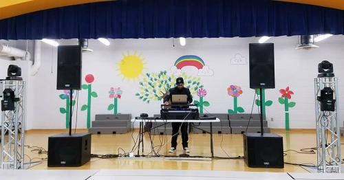 $500 Gold Package (Basic Lights and Sound) Garcia Elementary Event