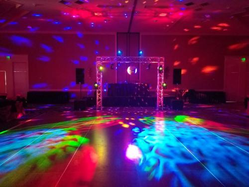 $800 Gold Package10'W X 9'H Gigging at the Omni